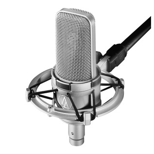 Audio Technica AT4047/SV Microphone with Shock Mount