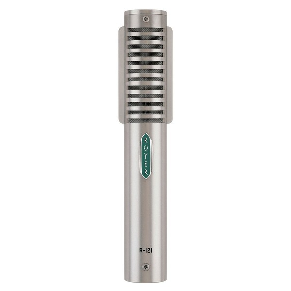 Royer R-121 Studio Ribbon Microphone - Main
