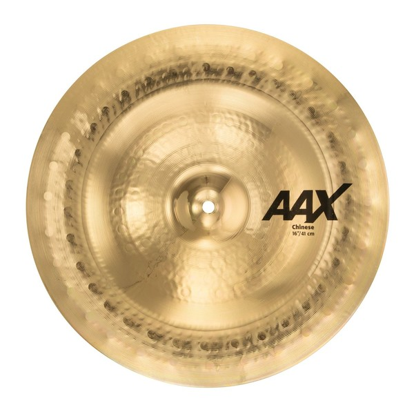 Sabian AAX 16'' Chinese Cymbal, Brilliant Finish - Main