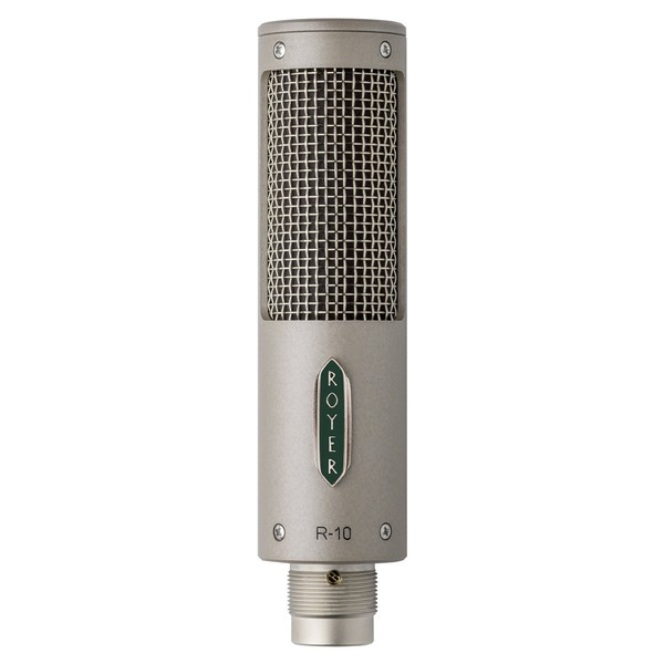 Royer R-10 Passive Mono Ribbon Microphone - Front