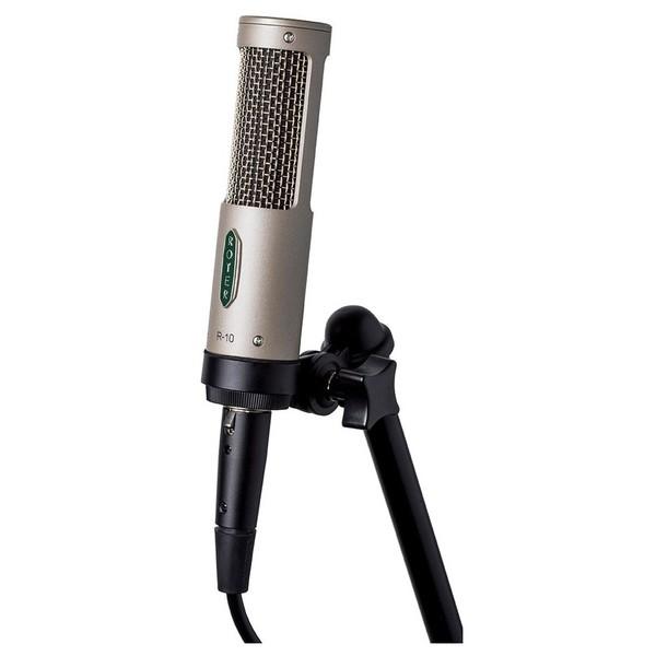 Royer R-10 Passive Mono Ribbon Microphone - Shock Mount