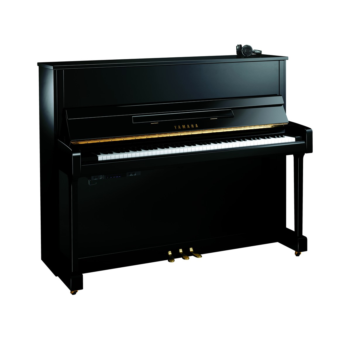yamaha b3 sc2 silent piano polished ebony at gear4music. Black Bedroom Furniture Sets. Home Design Ideas