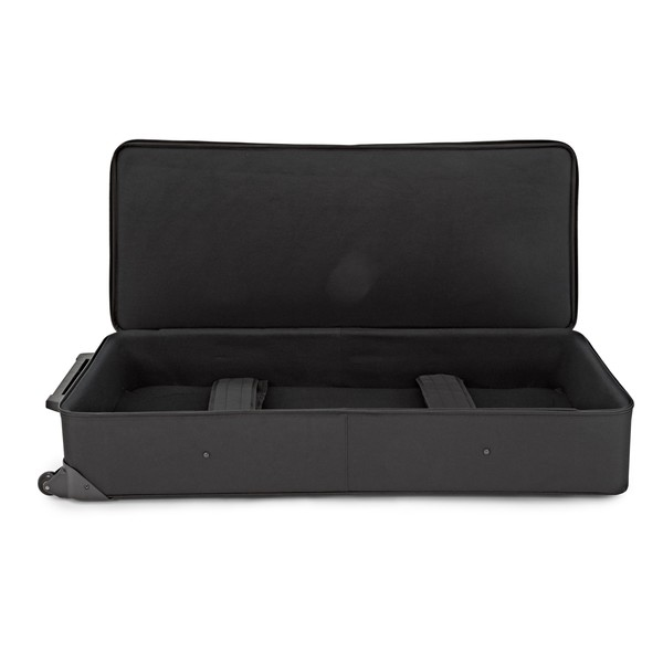 Gator GK-61 Rigid EPS Foam 61 Key Keyboard Case front open
