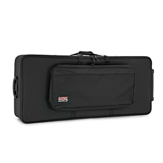 Gator GK-61 Rigid EPS Foam 61 Key Keyboard Case angle