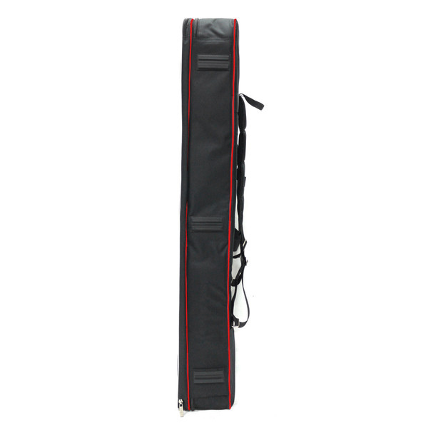 Tom and Will Keyboard Gig Bag, Black and Red