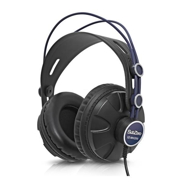 SubZero SZ-MH200 Monitoring Headphones - Side