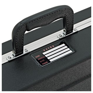 Gator GC-ELECTRIC-A Deluxe Moulded Case For Electric Guitars