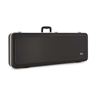 Gator GC-ELECTRIC-A Deluxe Moulded Case For Electric Guitars angle