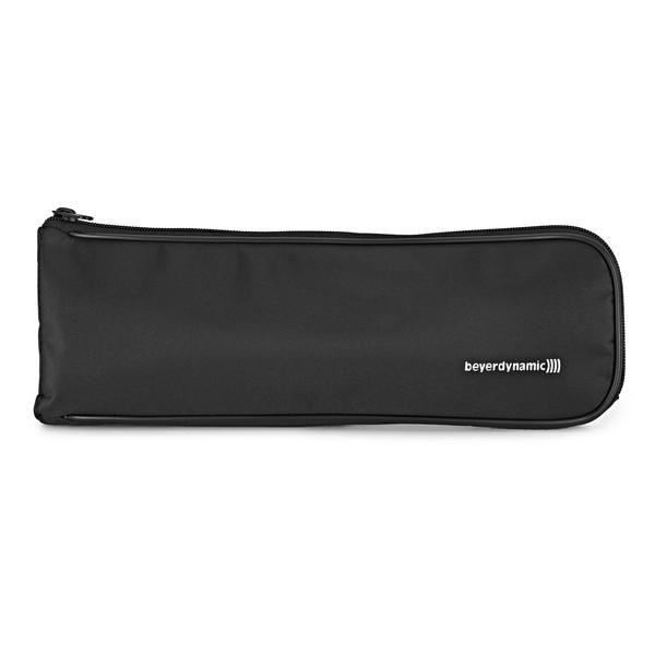 Beyerdynamic M58 + WS58 Dynamic, Reporters Microphone case