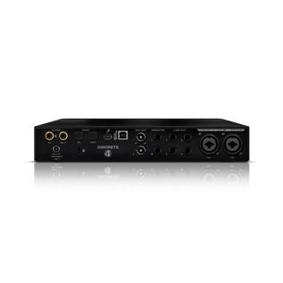 Antelope Audio Discrete 4 Premium FX Pack - Back