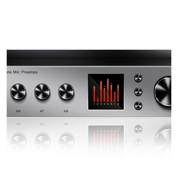 Antelope Audio Discrete 8 Premium FX Pack - Close Up 2