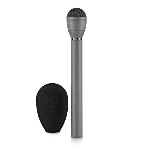 Beyerdynamic M58 + WS58 Dynamic, Reporters Microphone