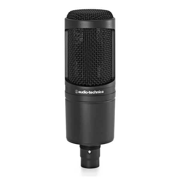 Audio Technica AT2020 Cardioid Condenser Microphone main