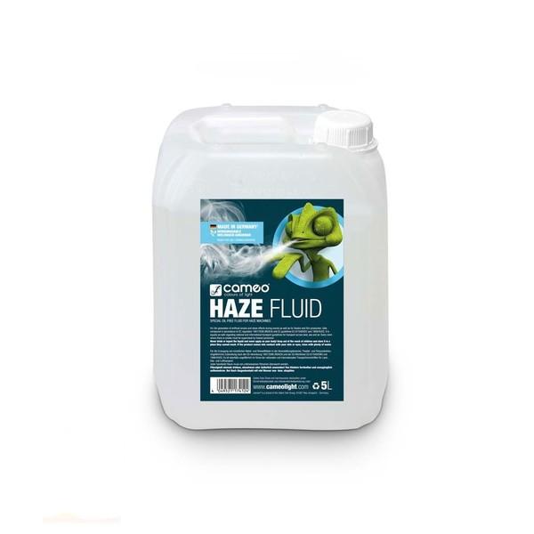 Cameo Haze Fluid For Haze Machines, 5L