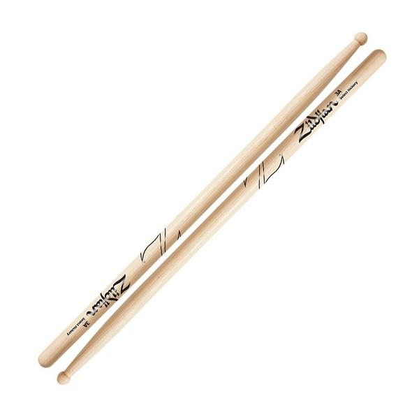 Zildjian 3A Wood Tip Drumsticks - Main Image