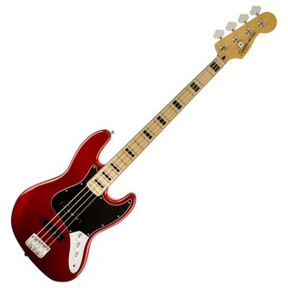 Squier Vintage Modified 70s Jazz Bass, Candy Apple Red