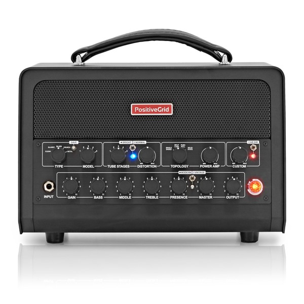 Positive Grid BIAS Head Non-Powered Amp Match Amplifier Head main