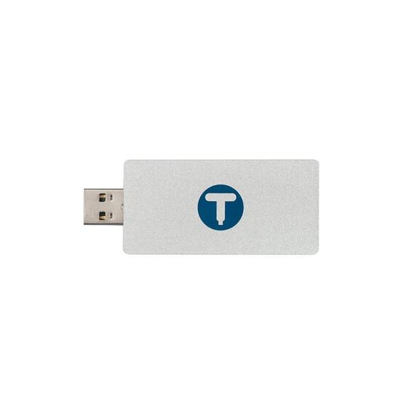 Trueno Hybrid Analog/Digital Micro Synthesizer - Top