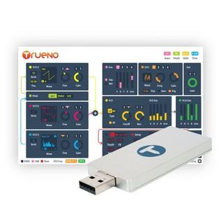 Trueno Hybrid Analog/Digital Micro Synthesizer - Main