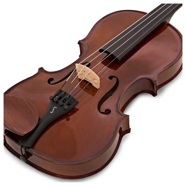 Stentor Student 1 Violin Outfit, 4/4 close