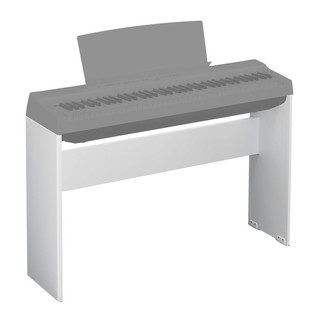 Yamaha L121 Stand for P121 Digital Piano, White
