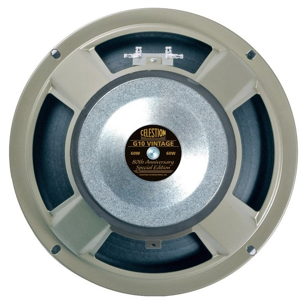 Celestion G10 Vintage 8 Ohm Speaker Front View