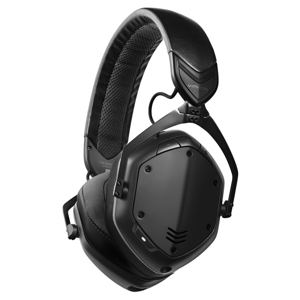 V-Moda Crossfade 2 Wireless Codex Edition, Matte Black - Main