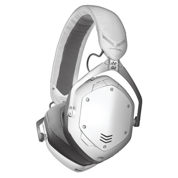 V-Moda Crossfade 2 Wireless Codex Edition, Matte White - Main