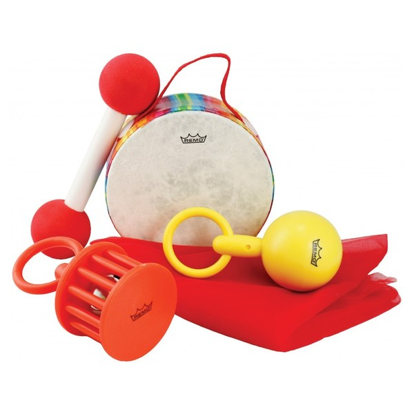 Remo Babies Make Music Kit (Infants - 2 Years) - Main Image