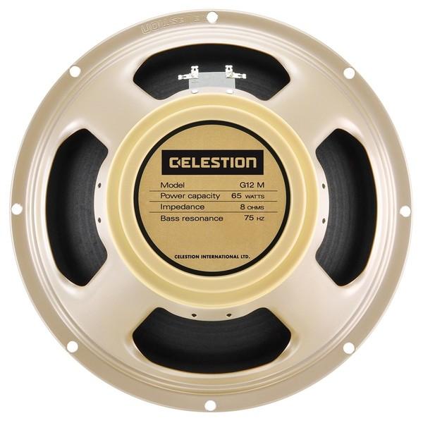 Celestion G12M-65 Creamback 8 Ohm Speaker Front View