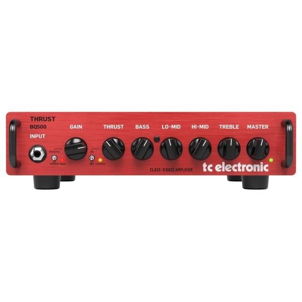 TC Electronic Thrust BQ500 Bass Head