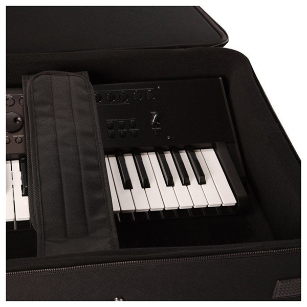 Gator GK-76-SLIM Rigid Keyboard Case, Close Up
