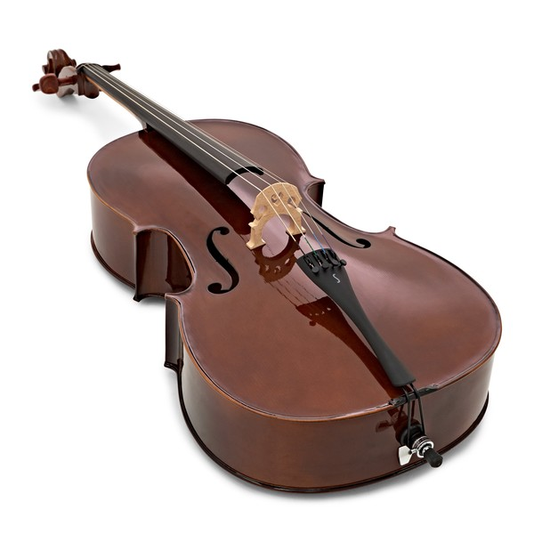 Stentor Student 1 Cello Outfit, 4/4 angle
