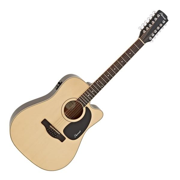 Hartwood Villanelle 12 String Electro Acoustic Guitar