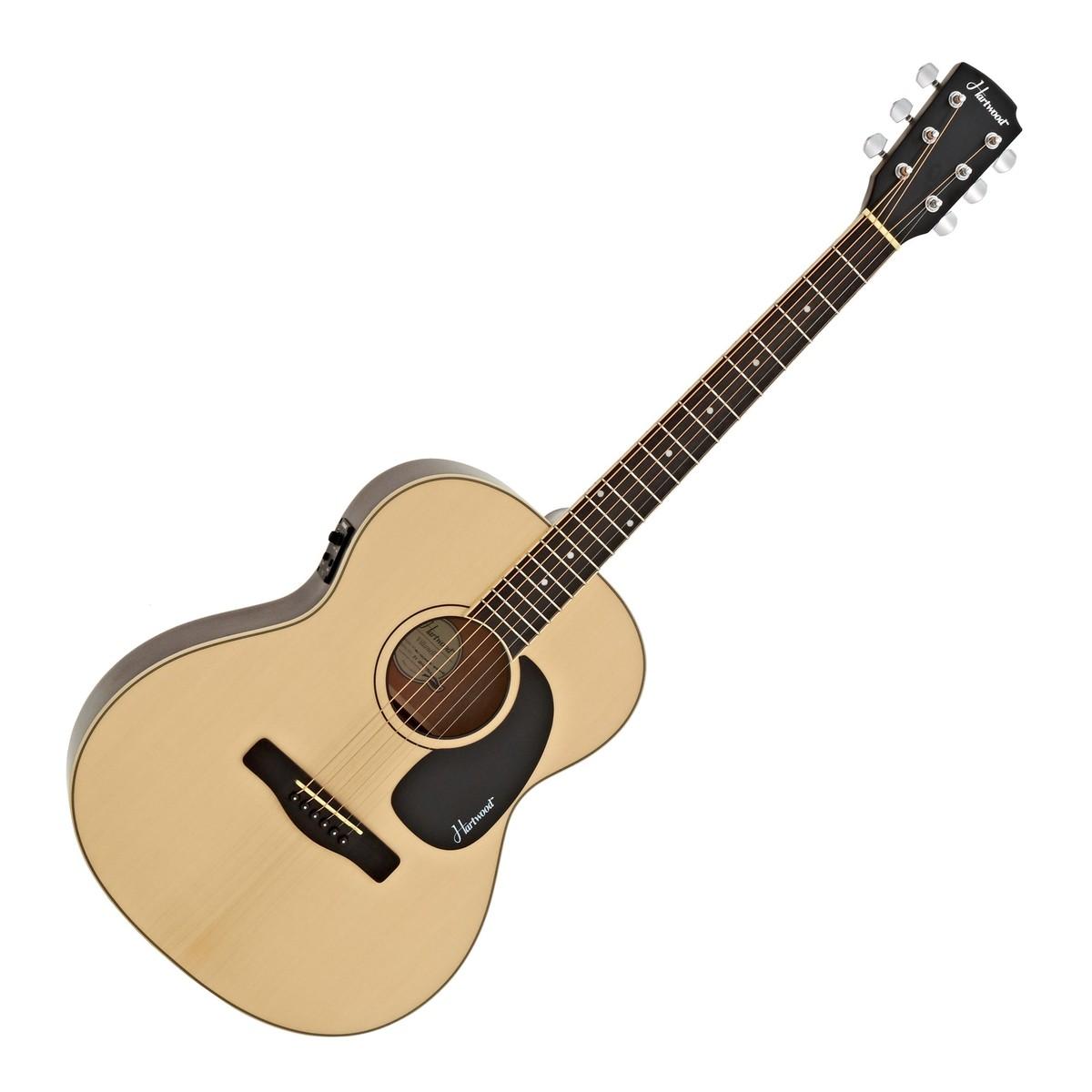 Hartwood Villanelle Grand Auditorium Electro Acoustic Guitar