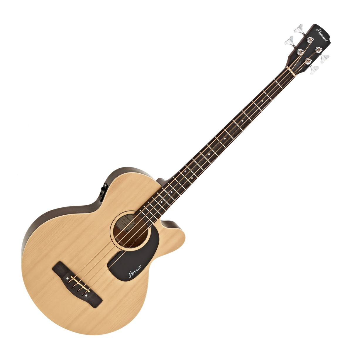 hartwood villanelle electro acoustic bass guitar at gear4music. Black Bedroom Furniture Sets. Home Design Ideas