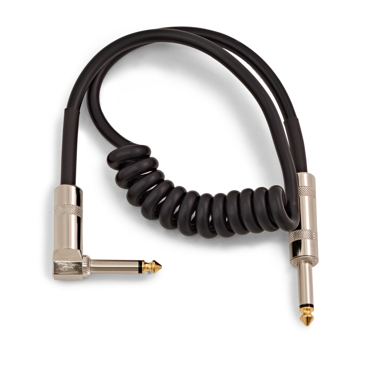 Coiled Instrument Cable : coiled jack instrument cable 1m at gear4music ~ Russianpoet.info Haus und Dekorationen