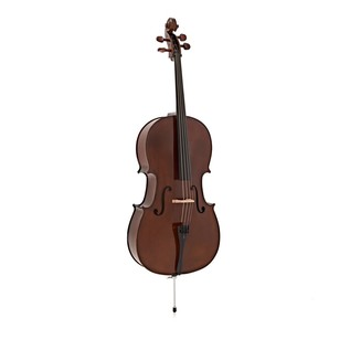 Stentor Student 1 Cello Outfit 1/8, front