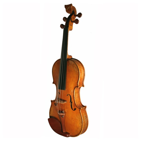 Bridge Golden Tasman Electro-Acoustic Violin, Octave 4 String