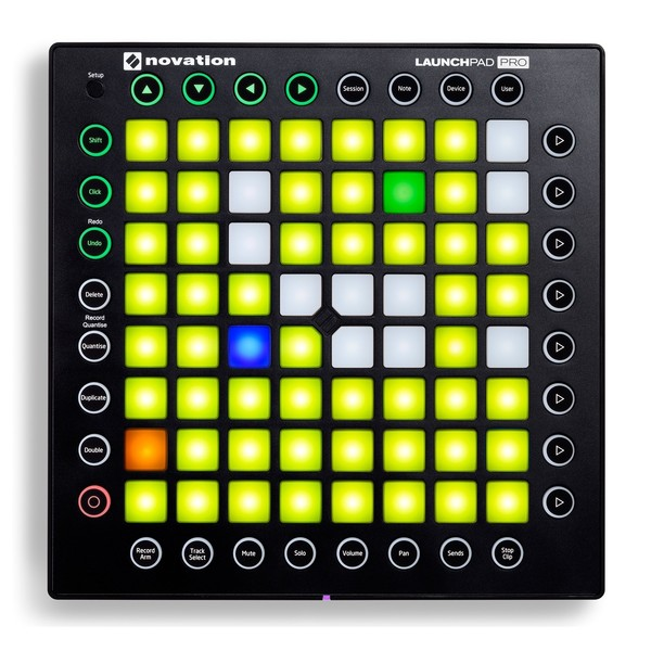 Novation Launchpad Pro Controller - Note Mode