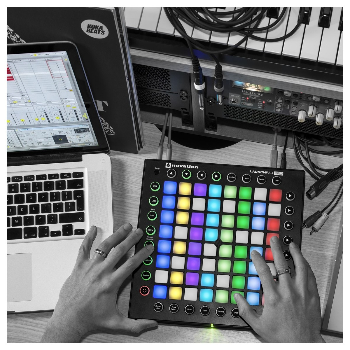novation launchpad pro performance instrument at gear4music. Black Bedroom Furniture Sets. Home Design Ideas