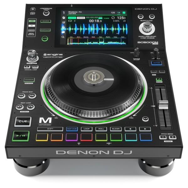 Denon DJ SC5000M Prime Media Player - Front Elevated