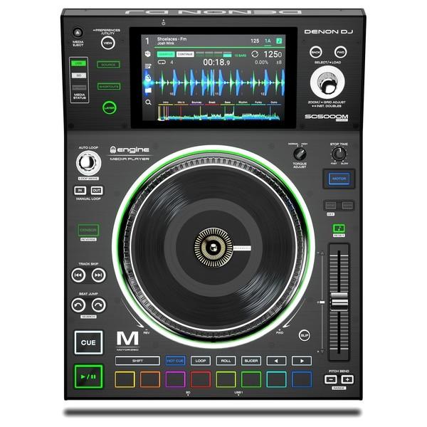 Denon DJ SC5000M Prime Media Player - Top