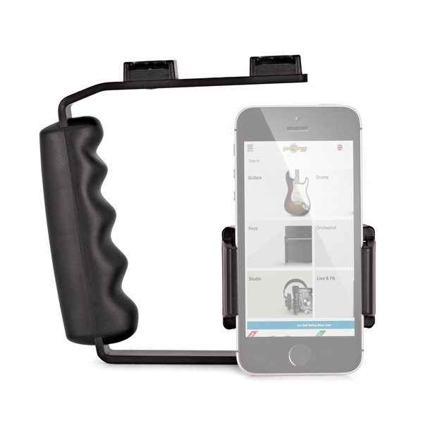 Universal Smart Phone Mount by Gear4music