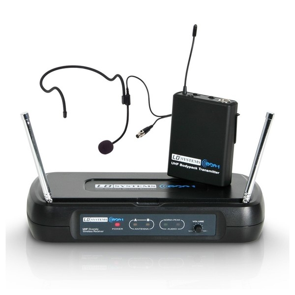 LD Systems ECO 2 Wireless System with Headset 1