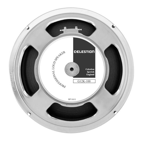 Celestion G12K-100 8 Ohm Speaker Front View
