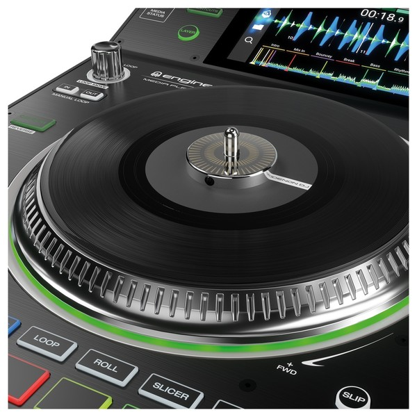 Denon DJ SC5000M Prime Media Player - Detail