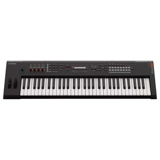 Yamaha MX61 II Music Production Synthesizer, Black