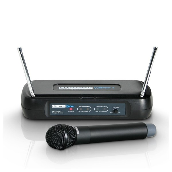 LD Systems ECO 2 Wireless System with Handheld Microphone