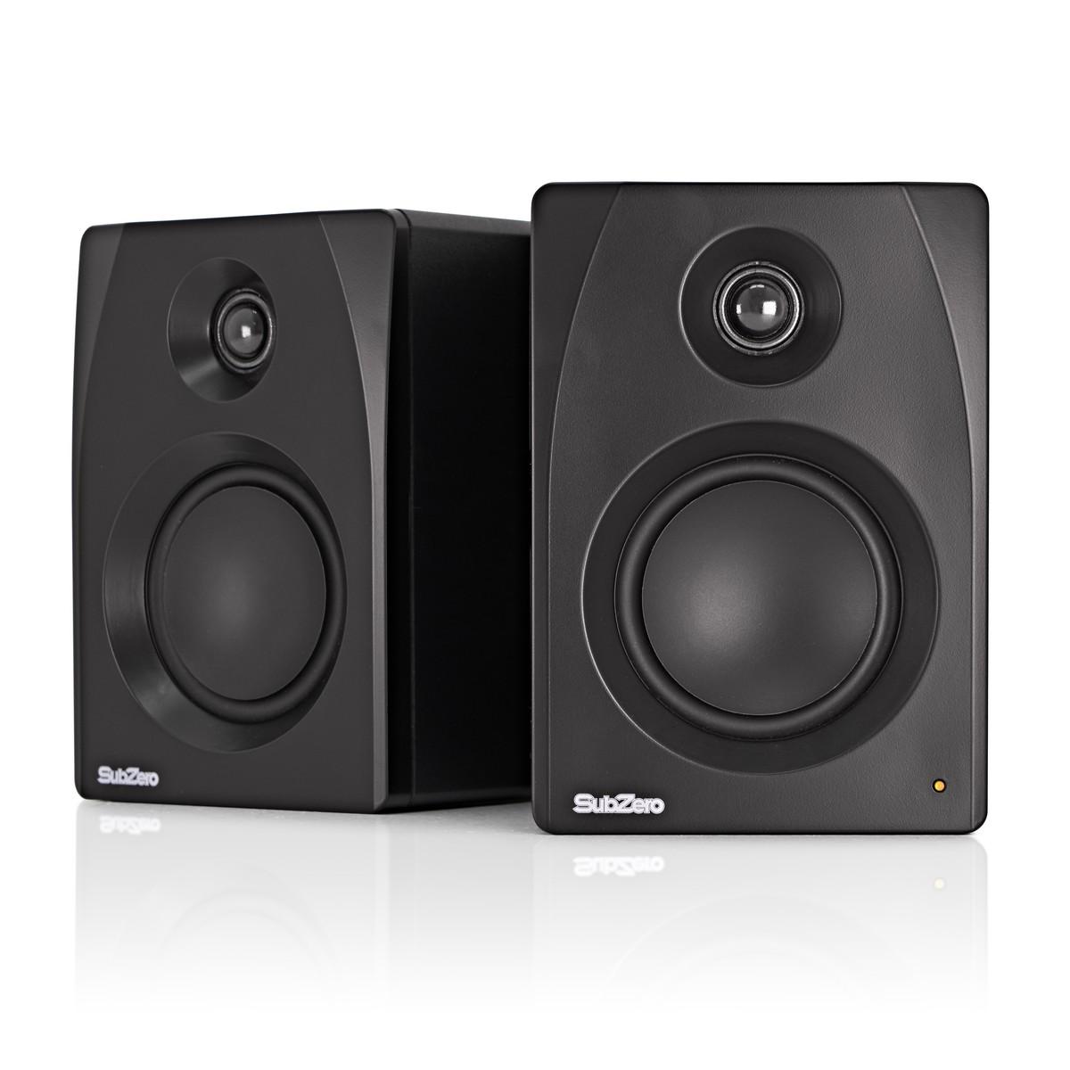 subzero szsm 4x studio monitors pair b stock at gear4music. Black Bedroom Furniture Sets. Home Design Ideas